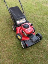 Troy Bilt TB200 Self Propelled Mower in Cherry Point, North Carolina
