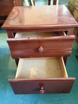 Solid Wood Night Stand in Fort Campbell, Kentucky