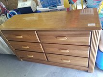 Wood 6 Drawer Dresser #1594-2978 in Camp Lejeune, North Carolina