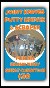 Joint Knives, Putty Knives, & Scrapers in Tacoma, Washington