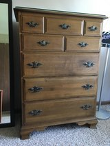 Wood Dresser in Elgin, Illinois
