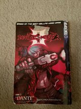 DEVIL MAY CRY PAPER BACK in Clarksville, Tennessee