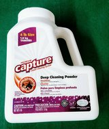 CAPTURE CARPET CLEANING POWDER in Oswego, Illinois