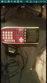 Texas Instruments TI-84 Graphing Calculator (pink) in Louisville, Kentucky