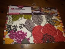 Floral table runner in Spring, Texas