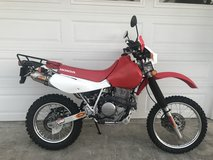 Winners Ride Red Honda XR650L Must sell. in Oceanside, California