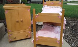 Doll furniture in Joliet, Illinois