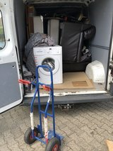 YOUR LOCAL MOVERS, TRANSPORT, PICK UP AND DELIVERY, RELCATION in Ramstein, Germany