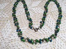 Vintage Wooden Beads Necklace Lightweight in Kingwood, Texas