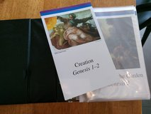 Veritas Press Bible and History Cards with CDs in Ramstein, Germany