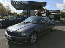 2002 BMW 325i Convertible (German Spec Car) in Grafenwoehr, GE