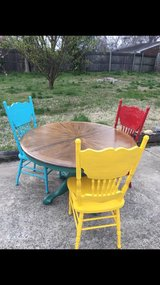 table and 3 chairs in Fort Campbell, Kentucky