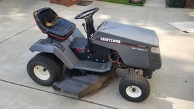 "Craftsman 42"" Mower (handyman/repairman special) in Perry, Georgia"