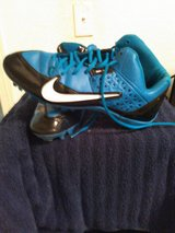 Nike football cleats in Lawton, Oklahoma