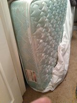Twin size mattress and box springs in Lawton, Oklahoma