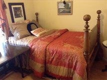 Antique 4-Poster Full Size Bed in Kingwood, Texas