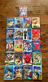 Classic Disney, Superhero Kids & Family DVD Movies in Lockport, Illinois