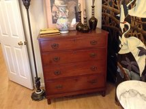 Antique Dresser with Lion Head Handles in Kingwood, Texas