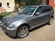 BMW X3 in Ansbach, Germany