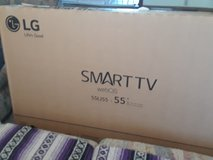 "LG SMART TV 55"" WEBOS    NEW IN BOX in Bolingbrook, Illinois"