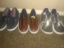 Boys dress shoes and Jordan's in Lawton, Oklahoma