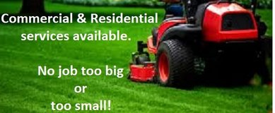 Lawn Mowing & Landscaping Service in Ramstein, Germany