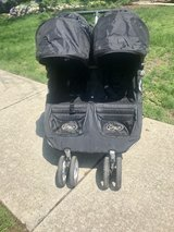 Baby Jogger City Mini Double Stroller in Naperville, Illinois