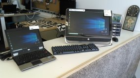 laptop and desktops from $100 in Yucca Valley, California