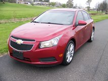 2011 CHEVROLET CRUZE LTZ in Fort Leonard Wood, Missouri