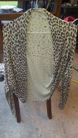 Leopard Print Sweater in Conroe, Texas