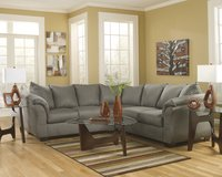 ASHLEY DARCY COBBLESTONE 2PC SECTIONAL in Honolulu, Hawaii