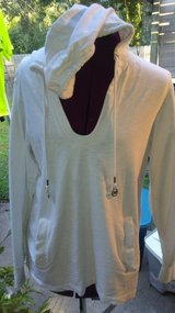 White Micheal Kors Hoodie in Conroe, Texas
