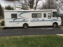 1999 Coachman Mirada 31 Foot Class A Ford V10 Engine Steering Stabalizer in Orland Park, Illinois