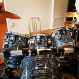 6 Piece Export/Fusion Drum Set and More! in Fort Polk, Louisiana