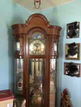 RIDGEWAY GRAND FATHER CLOCK in The Woodlands, Texas