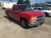 1996 Chevrolet Silverado 1500 in DeRidder, Louisiana