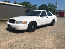 2009 Ford Crown Vic Police Unit in Leesville, Louisiana