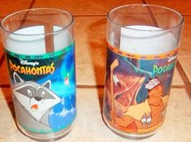 Two new Pocahontas Glasses in box in Alamogordo, New Mexico