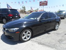 15 BMW 328I in 29 Palms, California
