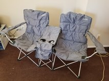 MacCabee Folding Cloth Camping Outdoor Double-Chair - V. Comfortable - (N. Las Vegas) in Las Vegas, Nevada