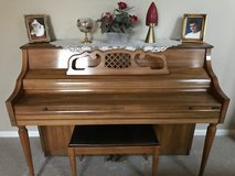 Upright Kimball Piano in Yorkville, Illinois
