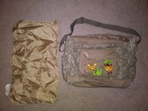 Diaper bag with changing pad in St. Charles, Illinois
