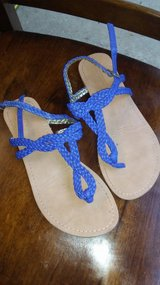 Blue Sandles in Conroe, Texas