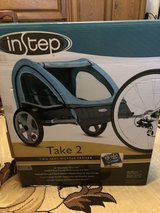 Bike trailer INSTEP ,new condition,in original box. in Ramstein, Germany