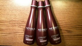 3 new NEXXUS vital 8 in 1 shampoo 13.5 fl oz each in Travis AFB, California