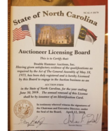 NC State Licensed Estate Liquidation Service in Camp Lejeune, North Carolina