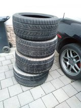 Nitto Tires from Corvette in Ramstein, Germany