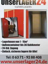 Self Storage / Moving Service in Wiesbaden, GE