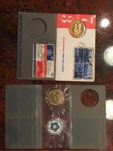 coins—1972/73 first day cover comm coin/stamps in Beaufort, South Carolina