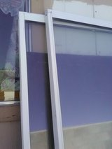Slideing glass doors in Nellis AFB, Nevada